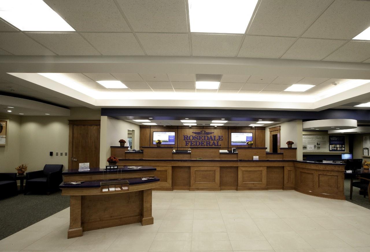 Rosedale Federal, Abingdon - Interior