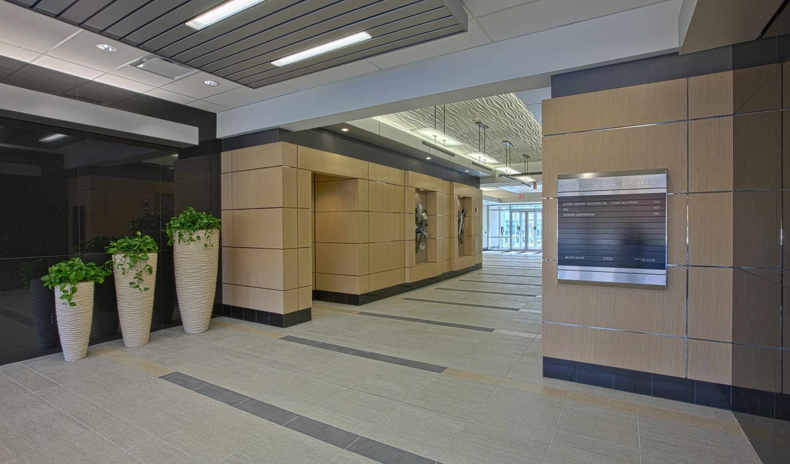 430 National Business Parkway - Interior