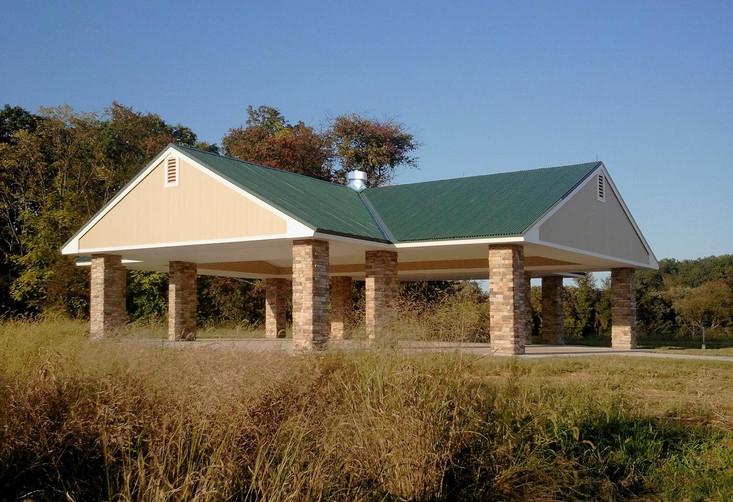 Western Regional Park Large Picnic Pavilion