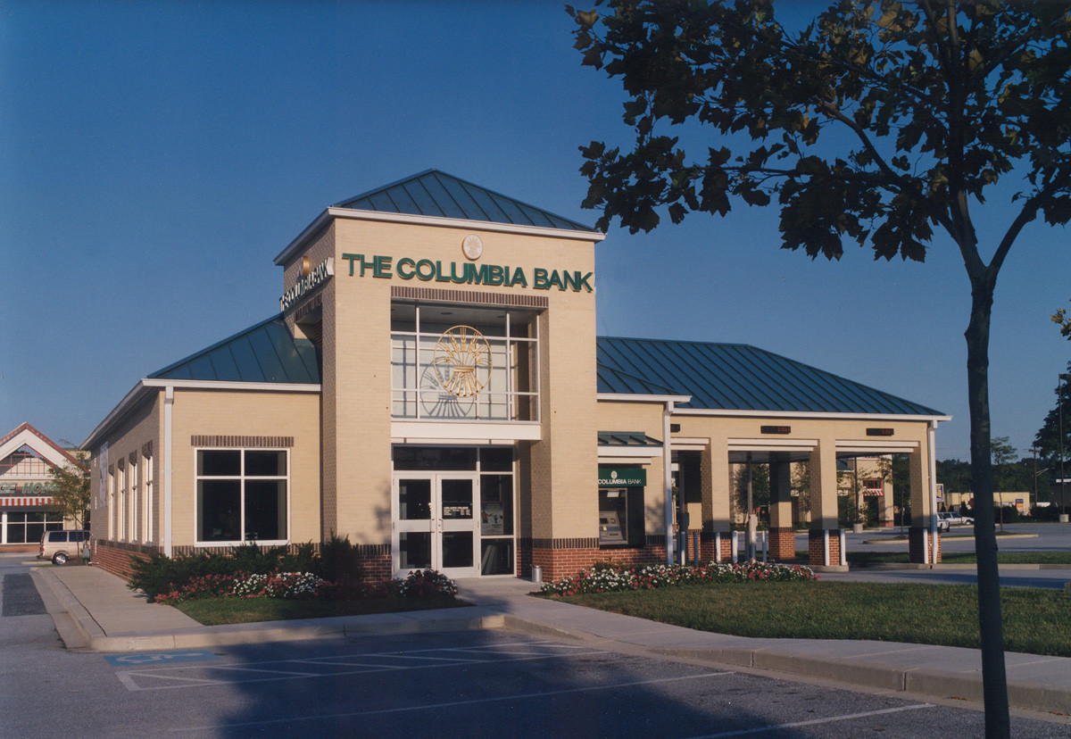 The Columbia Bank, Timonium - Exterior