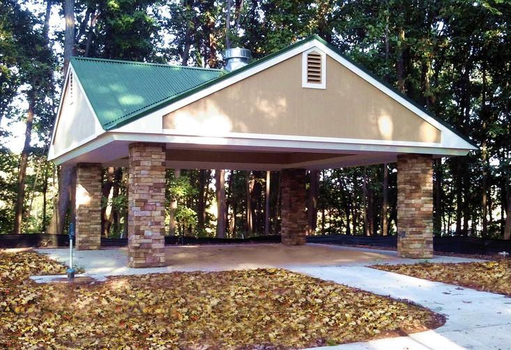 Western Regional Park Small Picnic Pavilion