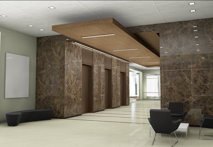 540 National Business Parkway - Interior
