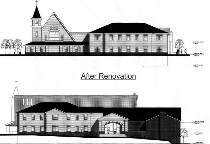 Bethany United Methodist Church - After Renovation