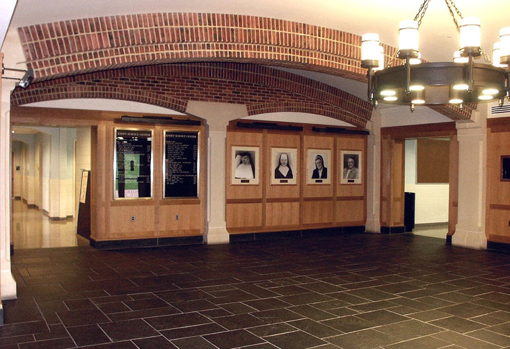 Knott Science Center - Interior
