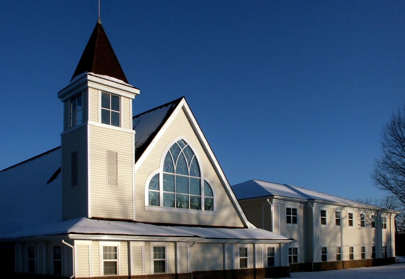 Bethany United Methodist Church - Exterior