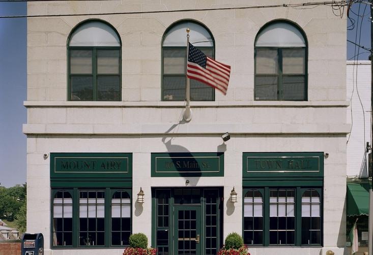 Mount Airy Town Hall Renovation & Restoration