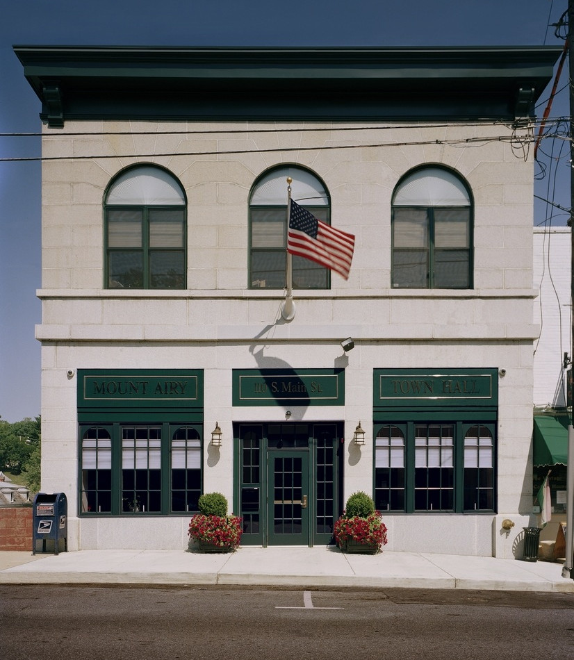 Mount Airy Town Hall Renovation & Restoration