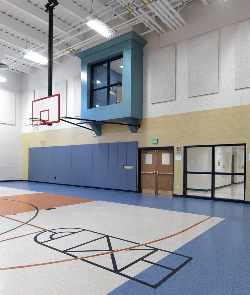 Highlandtown Elementary/Middle School - Gymnasium