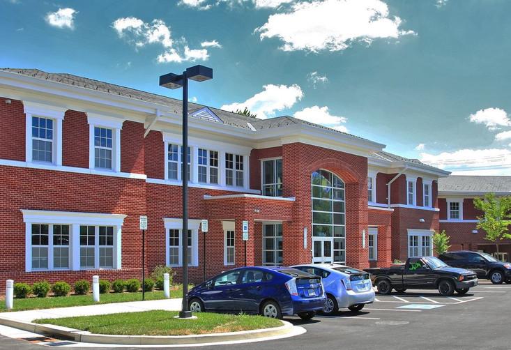 Rosedale Federal Savings & Loan Association HQ - Exterior