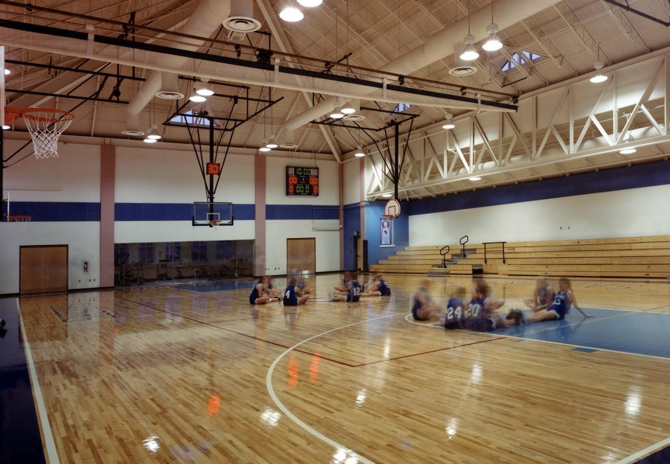 Mt de Sales Academy Sports Complex - Interior
