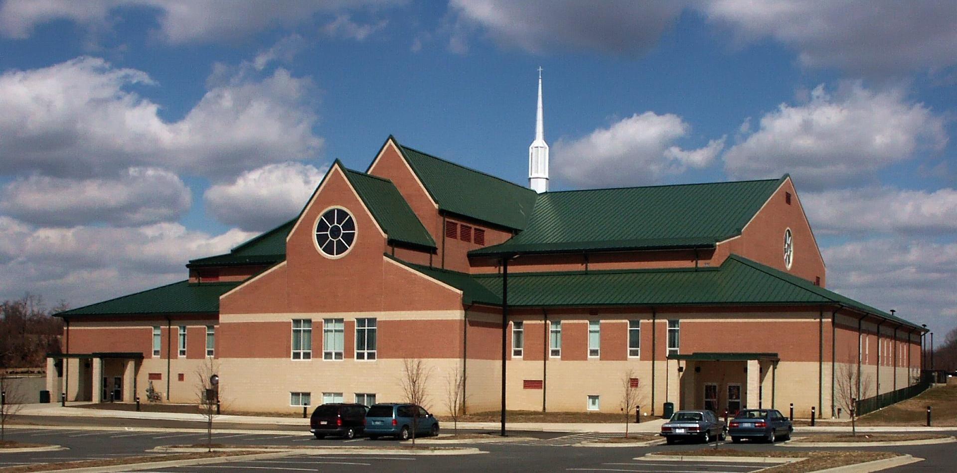 Woodstream Church - Exterior