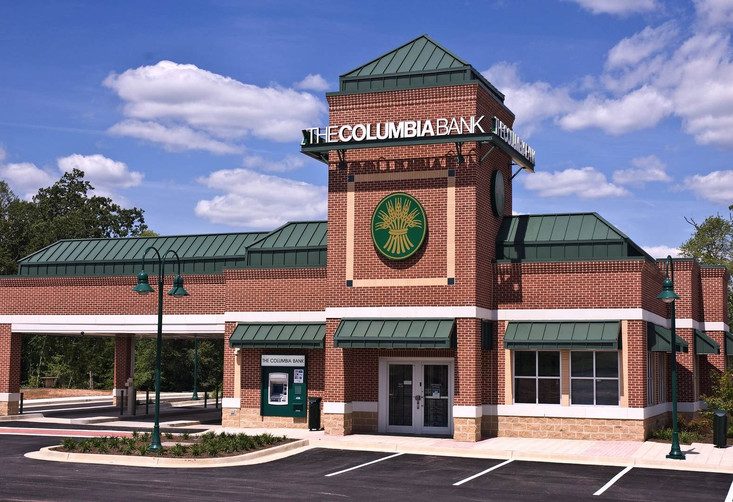 The Columbia Bank, Arundel Preserve Branch - Exterior