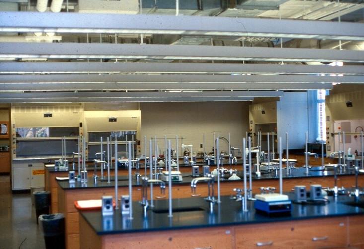 Knott Science Center - Lab