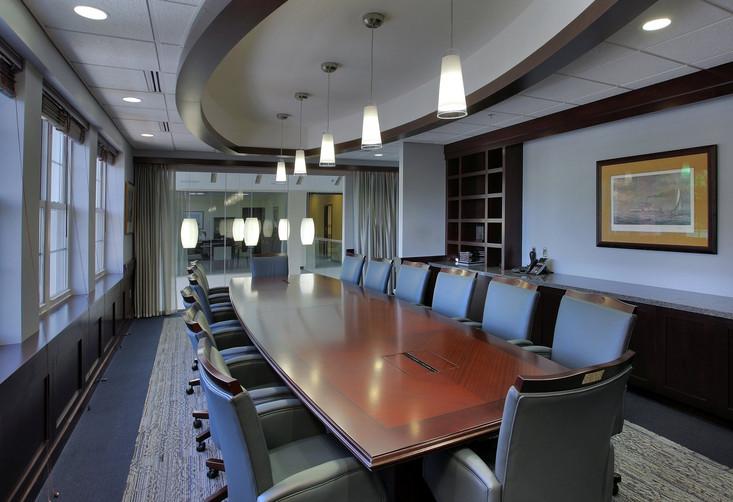 Rosedale Federal Savings & Loan Association HQ - Board Room