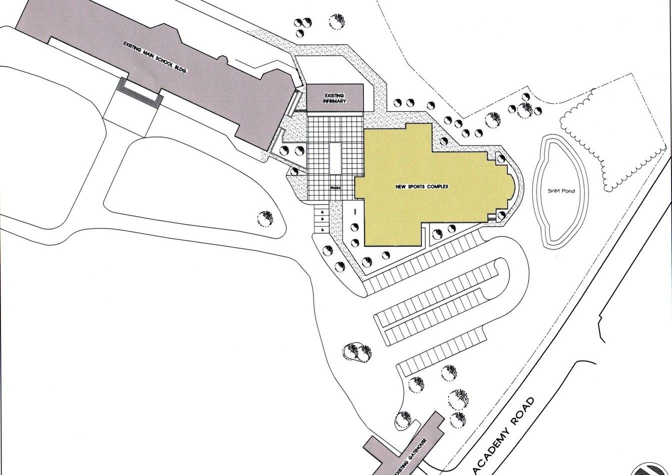 Mt de Sales Academy Sports Complex - Site