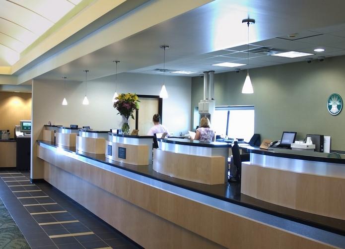 The Columbia Bank, Arundel Preserve Branch - Interior