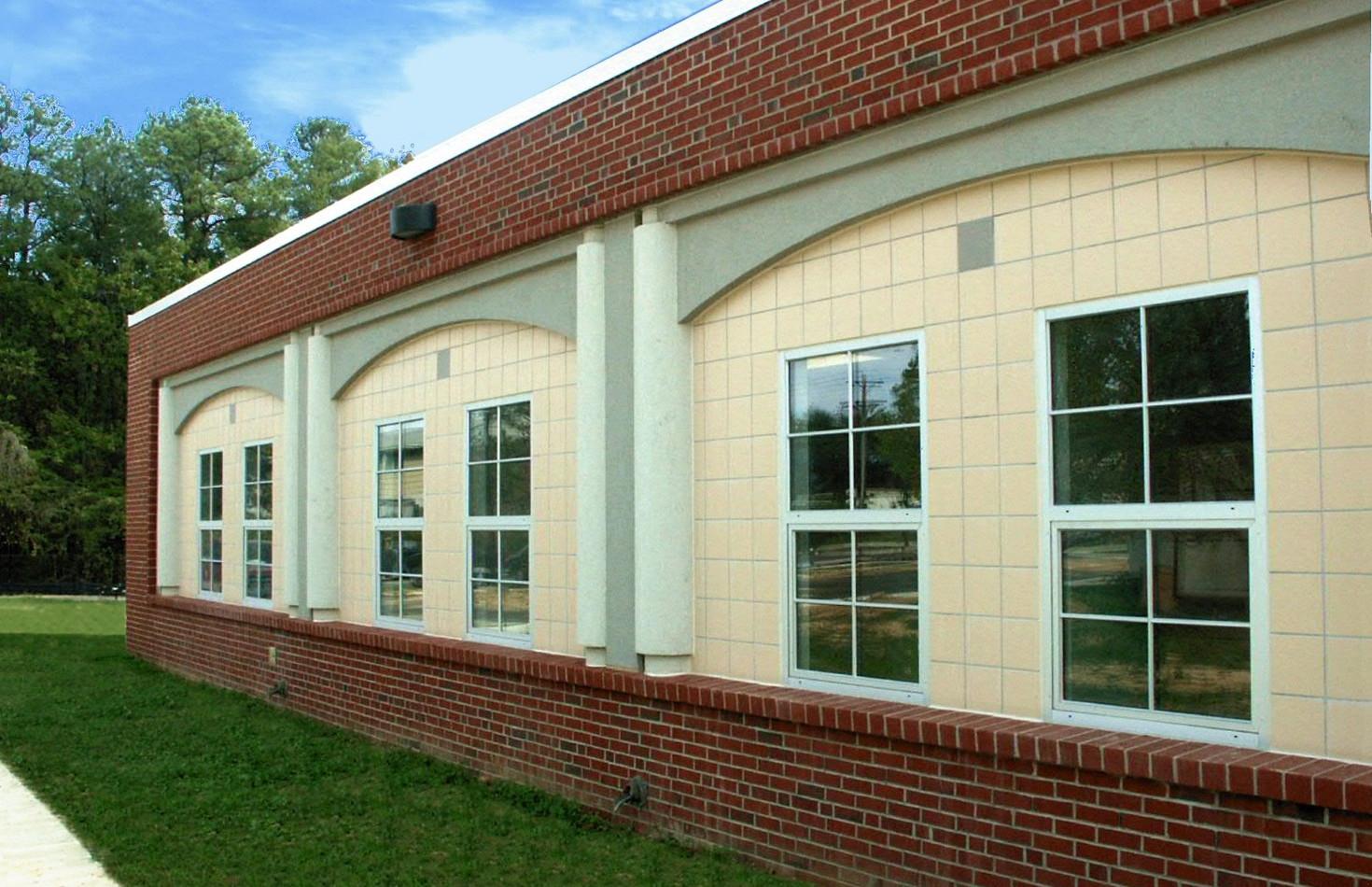 Lexington Park Elementary School - Exterior