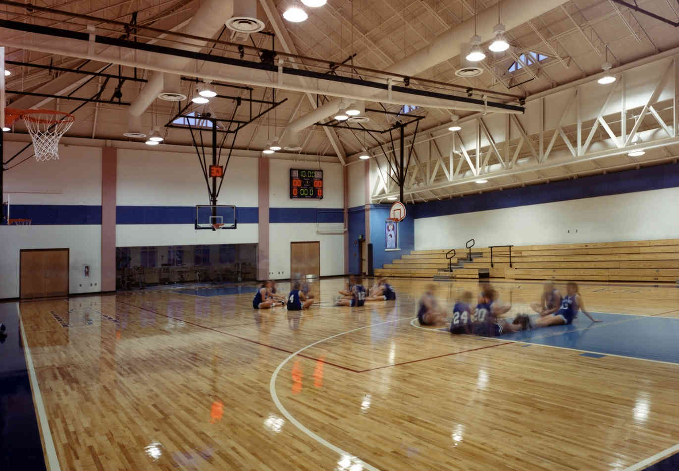 Mt de Sales Academy Sports Complex - Interior