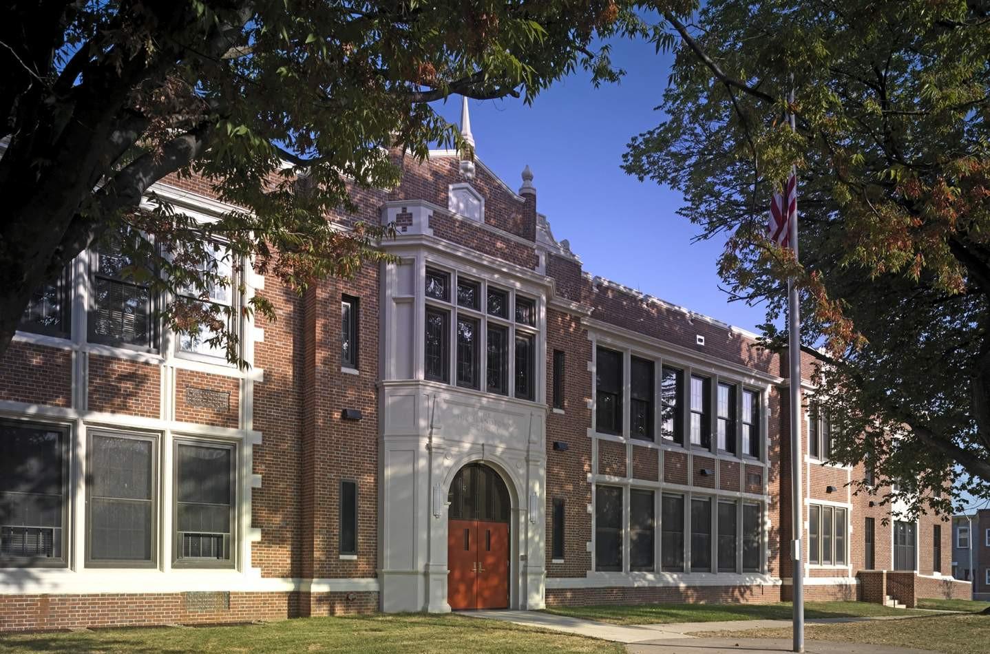 Highlandtown Elementary/Middle School - Exterior