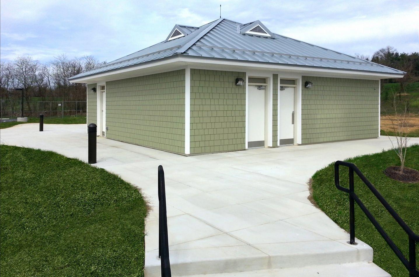 Alpha Ridge Park Comfort Station