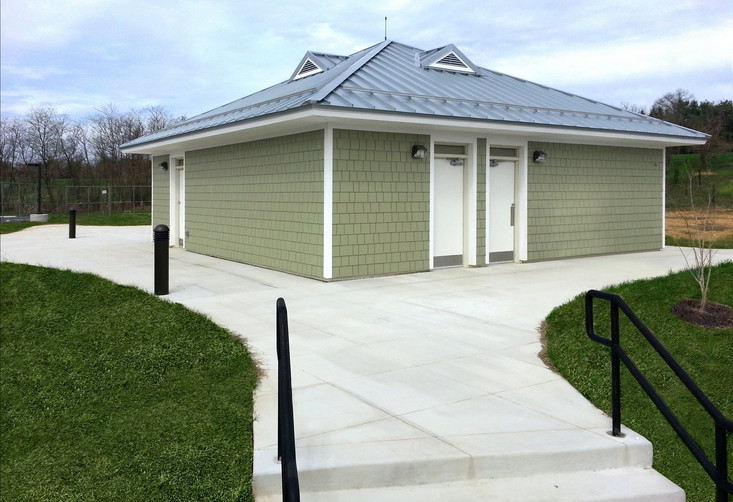 Alpha Ridge Park Comfort Station