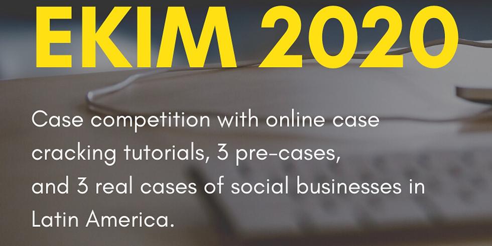 EKIM - Case Competition
