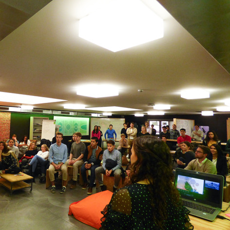 "Workshop ""Profiling a startup idea in LatAm"""