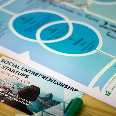 "Event ""Social Entrepeneurship and Startups in Latin America"""