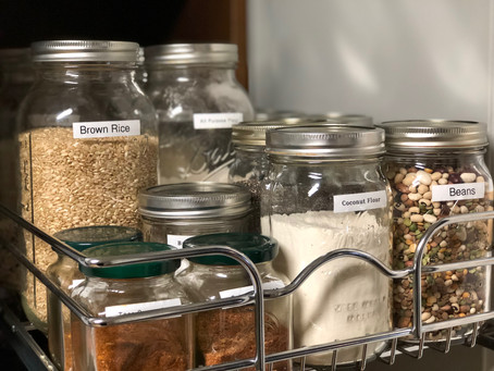 10 Tips To Give Your Pantry a #facelift