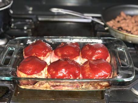 Pint-Sized Venison Meatloaf