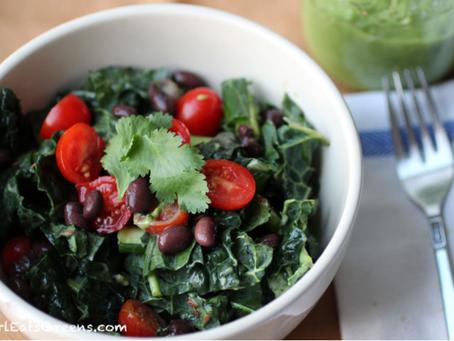 Mexican Green Goddess Salad