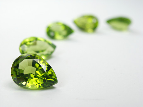 The Powers Of Peridot