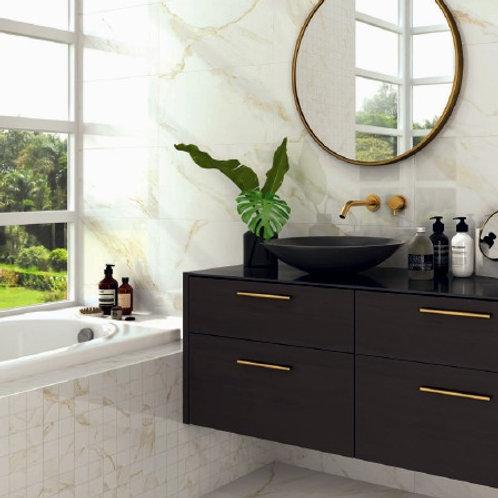 Carrara Soft Gold 300 x 600