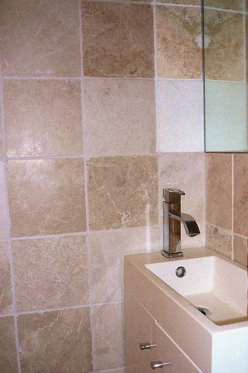 Crema White Marble 200 x 200