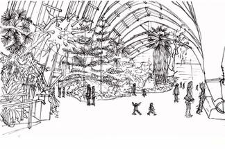 Lewis Birkbeck - Winter Gardens