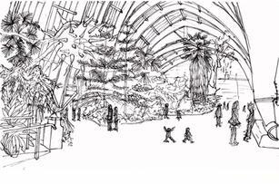 2017-05 Lewis Birkbeck - Winter Gardens.