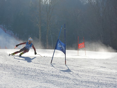 Starting off the early season with the U14 invitational at Wachusett Mountain.