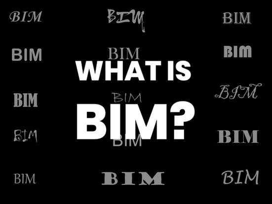 KNOW BIM LIKE YOUR BODY.