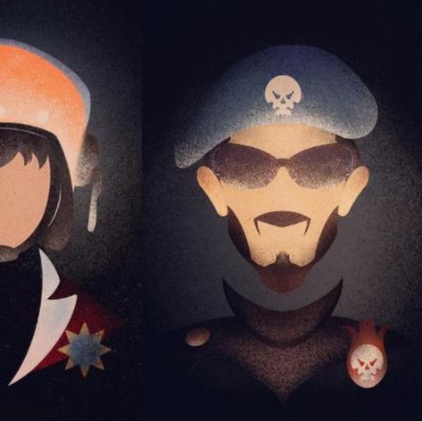 Napoleon, Code-4!