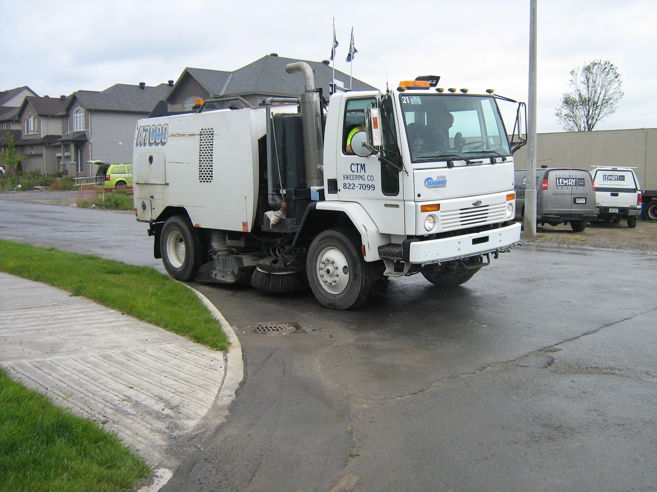Street Sweeping Ottawa