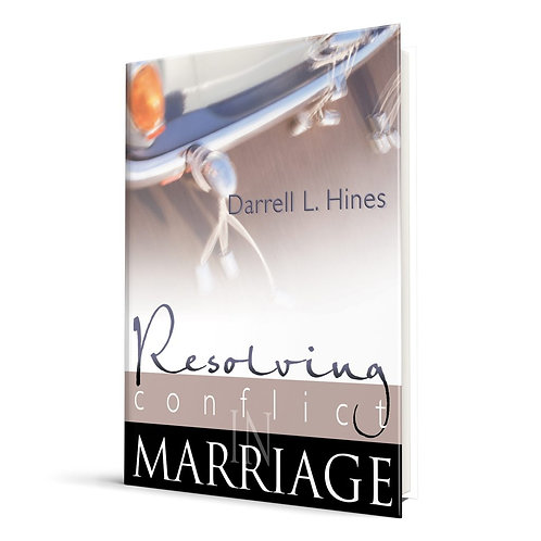 Resolving Conflict in Marriage