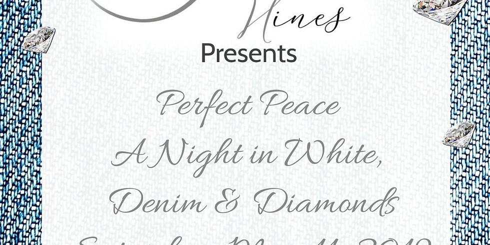 White Diamond and Denim Party