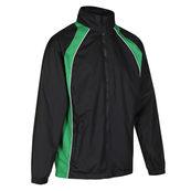 Elite Black Green Jacket