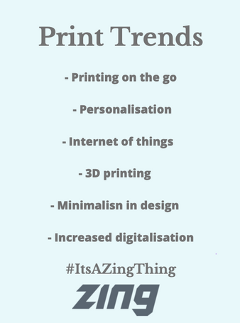 Print Trends in 2020