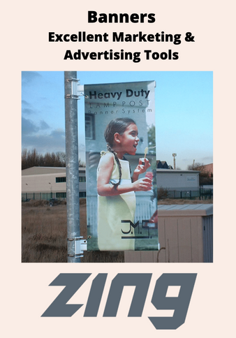 How Banners Make Useful Marketing and Advertising Equipment
