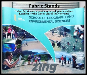Benefits of Fabric Stands