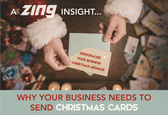Why Your Business Needs to send Christmas Cards