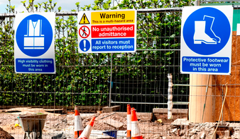 Quality Safety & Contruction Signs