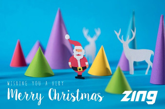 Merry Christmas from Zing