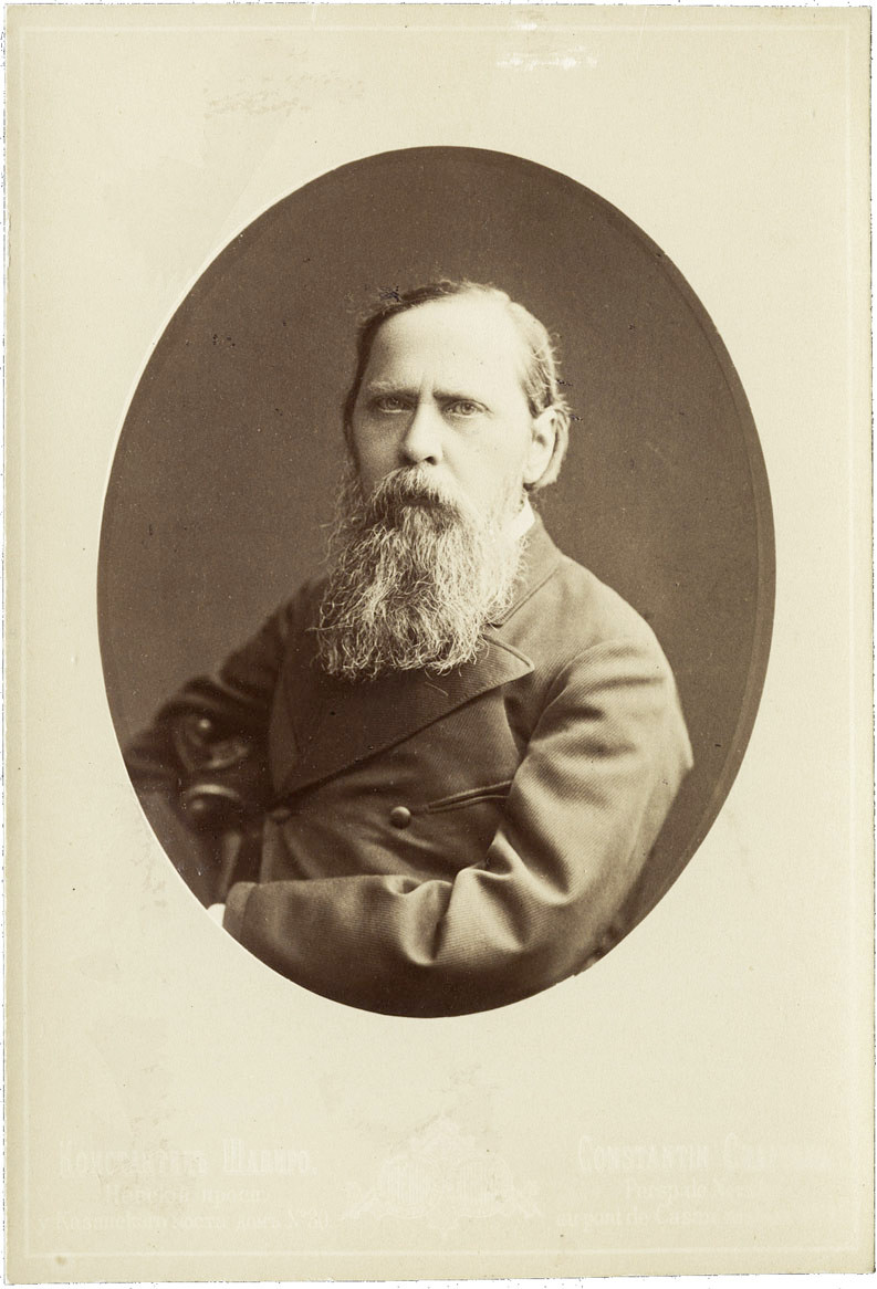 SALTYKOV-SHCHEDRIN, M. Ye. (Салтыков-Щедрин М.Е.)